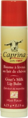Caprina Lip Balms Caprina Goats Milk Lip Balm Mint