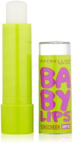 Maybelline Lip Balms Maybelline New York Baby Lips Moisturizing Lip Balm Peppermint
