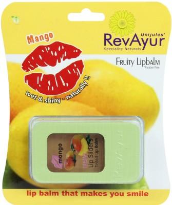 RevAyur Fruity Lip Balm Mango 7 g