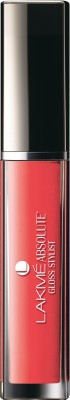 Lakme Absolute Gloss Stylist 5 Ml - Coral Sunset