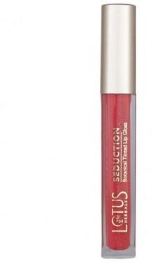 Lotus Herbals Lip Glosses Lotus Herbals Seduction Botanical Tinted Lip Gloss Berry Smoothie 33, 4.2 g