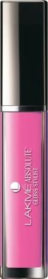 Lakme Absolute Gloss Stylist 5 Ml - Neon Pink