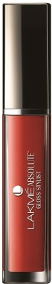 Lakme Absolute Gloss Stylist 5 Ml - Berry Cherry