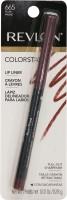 Revlon Colorstay Lip Liner Pencil - Plum (Plum)