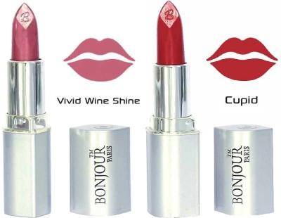 Bonjour Lipsticks Combo 1052
