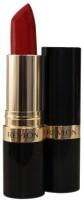 Revlon Super Lustrous Matte Lipsticks 4.2 G (Look At Me - Red)