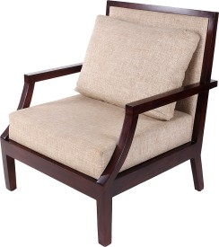 Concept Living Solid Wood Living Room Chair