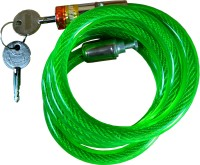 Wintech Unique-102 Spiral Lock (Green)