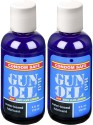 Gun Oil H2O Condom Safe (Pack Of 2) Lubricant - 236 Ml
