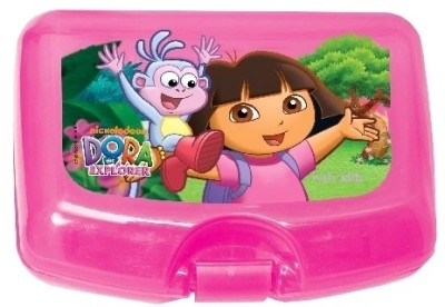 Buy Dora Plastic Lunch Box: Lunch Box