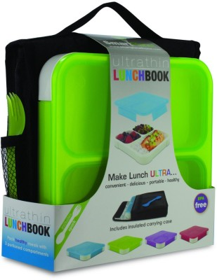 Smart Planet Lunch Boxes Ulb 1setpg