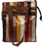 Yark Lunch Boxes Y303browncheck