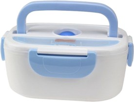 Anything & Everything Portable Electric Lunch Box & Tiffin Office With Spoon/ With Cable 1 Containers Lunch Box