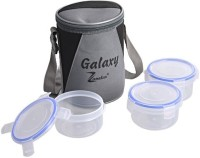 Zanelux LB - 034 3 Containers Lunch Box (750 Ml)