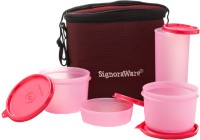 Signoraware 521 4 Containers Lunch Box (1760 Ml)