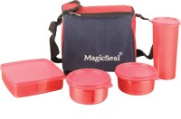 Polyset Magic SeaL - Luxur 4 Containers Lunch Box (990 Ml)