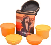 Tupperware Tupperware Rocker 4 Containers Lunch Box(1260 Ml) 4 Containers Lunch Box (1260 Ml)
