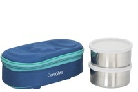 Carrolite Executive Blue (400 Ml) 2 Containers Lunch Box (400 Ml)