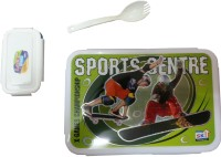 Ski Sports Center 2 Containers Lunch Box (1000 Ml)