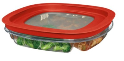 Buy Rubbermaid Premier Plastic Lunch Box: Lunch Box
