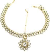 Zaveri Pearls Queens Zinc Matha Patti