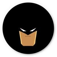 65e7d4edb6f1 33% OFF on PosterGuy Gotham City Saviour Animated Batman Fridge Magnet