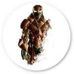 PosterGuy Iron Man A Name of Excellence, Depth & Focus Comics Series