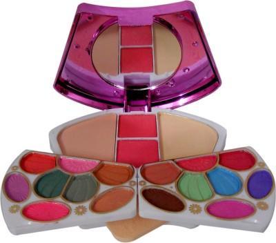 Kiss Beauty Makeup Kits Kiss Beauty Fashion Colour Make Up Kit Good Choice MUPG