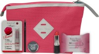 TEEN TEEN Lip And Eyeliner Kit With Pouch (Pack Of 5)