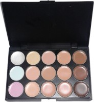 Mib 15 Color Concealer Palette Kit (Pack Of 15)