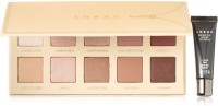 Lorac Unzipped Shimmer & Matt Eye Shadow Palette/Mini Behind The Scenes Eye Primer (Pack Of 11)