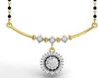Sparkles PN10510 Gold Mangalsutra