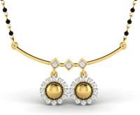 Sparkles PN10511 Gold Mangalsutra