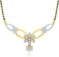 Aamanat Traditional Sterling Silver Mangalsutra