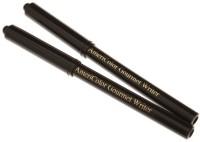 Americolor Broad Tip Food Writer Marker Food Marker (Set Of 2, Black)