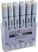Copic Professional EX Permanent Alcohol Dye Based Marker: Marker Highlighter