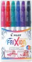 Pilot Frixion Color Markers (Pack Of 6)