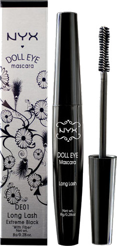 ec9238d679c Buy NYX Doll Eye Mascara 8 g Long Lash Black @ ₹ 600 by Nyx from ...