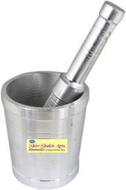 SSA pestle and Mortar set Aluminium Masher