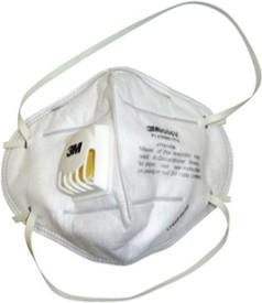 3M Blazon Pack Of 4 B-9004 Mask and Respirator