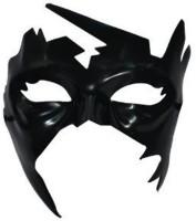Funcart Kkrish Party Mask (Black, Pack Of 1)