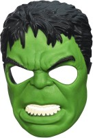 Hasbro Avengers Age Of Ultron- Hulk Party Mask (Green, Pack Of 1)