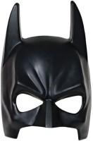Funcart Batman Face Party Mask (Black, Pack Of 1)