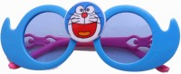 Funcart Doreomon Sunglasses For Kids Party Mask (Blue, Pack Of 1)