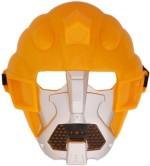 Tootpado Bumblebee Prime Transformer Superhero Face Cosplay Robot Halloween