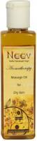 Neev Herbal Massage Oil For Dry Skin (100 Ml)