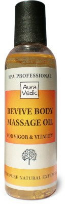 Auravedic Body and Essential Oils Auravedic SPA Professional Revive Massage Oil