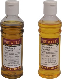 Be Well ALMOND_OLIVE-200ML