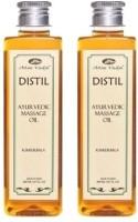 Aloe Veda Distil Ksheerbala Ayurvedic Massage Oil (200 Ml)