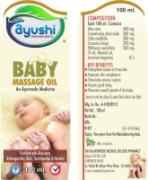 Ayushi Baby Massage Oil (100 Ml)